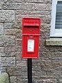 Post box, Skidden Hill, St Ives.jpg