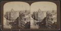 Post office, Staats Zeitung and Tribune b'ldgs, from Robert N. Dennis collection of stereoscopic views.png