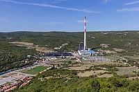 Power station Plomin, Istria County, Croatia.jpg