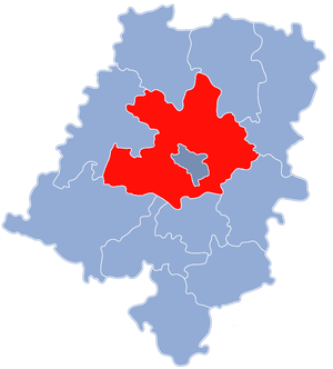 Opole County - Image: Powiat opolski