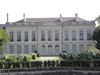 Marne - Prefecture building of the Marne department, in Châlons-en-Champagne