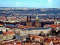 Pražský hrad od Petřína 3a.jpg