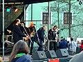 Praha, Malá strana, Kampa, koncert.JPG
