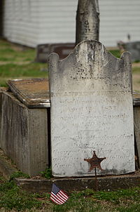 Prairie Grove Cemetery Historic Section, 3 of 6.JPG