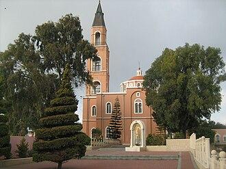Abu Kabir - Church in Abu Kabir