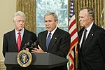 President Asks Bush and Clinton to Assist in Hurricane Relief Efforts.jpg