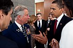 President Obama and Prince Charles, D-Day 2009.jpg