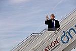 President Trump Arrives in Switzerland (39892623251).jpg