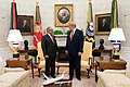 President Trump Meets with the Crown Prince of Bahrain (48749522981).jpg