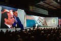 President al-Sisi Listens as Secretary Kerry Addresses Audience of Several Thousand Attending Egyptian Development Conference in Sharm el-Sheikh - 16803948642.jpg