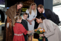Prince Harry and Ms. Markle visit Titanic Belfast (40264180004).png