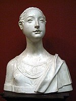 Princess of Urbino by Desiderio da Settignano (casting in Pushkin museum) 01 by shakko.jpg