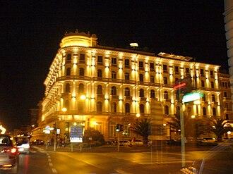 Viareggio - Principe di Piemonte Hotel.