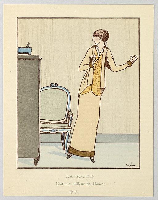Print, La Souris (The Mouse), 1913 (CH 18614887)
