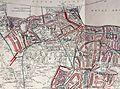 Printed Map Descriptive of London Poverty. Sheet 13(?) covering Woolwich (22643234567) (cropped).jpg