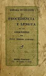 Español: procedencia y lengua de los aborígenes