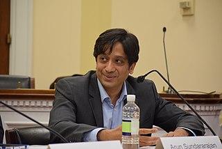Arun Sundararajan professor