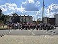 Protest against Alexander Lukashenko in Minsk on Aug 16 2020.jpg
