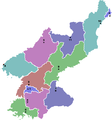 Provinces of North Korea Revised.PNG