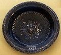 Pruduzione etrusca, piattello a vernice nera, III-II sec ac. 01.JPG