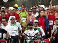 Przed startem maratonu (8741013007).jpg