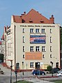 Przemyśl, budynek Wyższej Szkoły Administracji i Zarządzania, widok od wsch..JPG