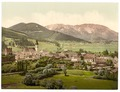 Puchberg, general view, Lower Austria, Austro-Hungary-LCCN2002708375.tif
