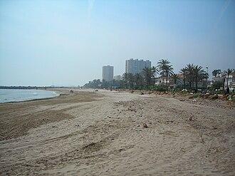 El Puig - Image: Puig Beach
