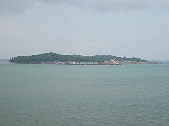 Bintan Island - Penyengat Island in Bintan