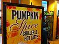 Pumpkin Spice Latte Sign.JPG