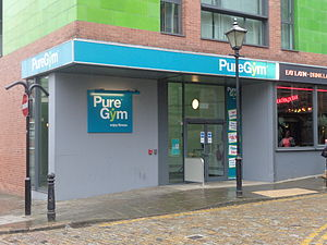 PureGym - A PureGym club in Leeds.