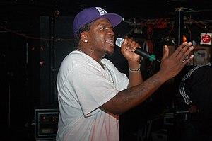 Pusha T - Pusha T performing in 2007.
