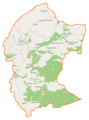 Pyzdry (gmina) location map.png