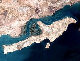 island of Iran