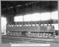 Queensland State Archives 3416 Rocklea workshops 40ft edge planing machine Brisbane 6 April 1936.png
