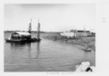 Queensland State Archives 4077 Dredges Brisbane River c 1949.png