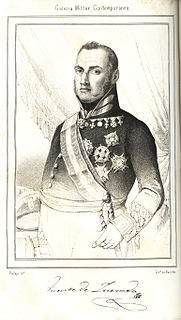 Vicente Genaro de Quesada Spanish general