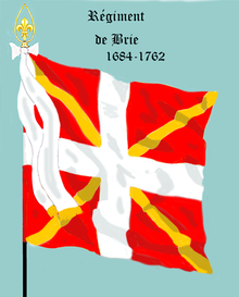 Image illustrative de l'article Régiment de Brie (1684)