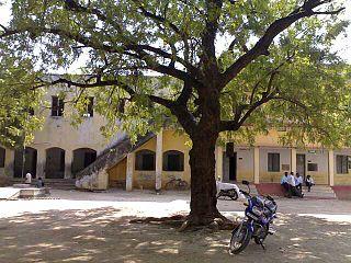 Attalur Village in Andhra Pradesh, India
