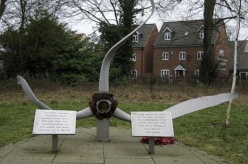 RAF Memorial, Watton, Norfolk