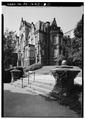 REAR SIDE - University of Pennsylvania, College Hall, Woodland Avenue, Philadelphia, Philadelphia County, PA HABS PA,51-PHILA,566C-2.tif