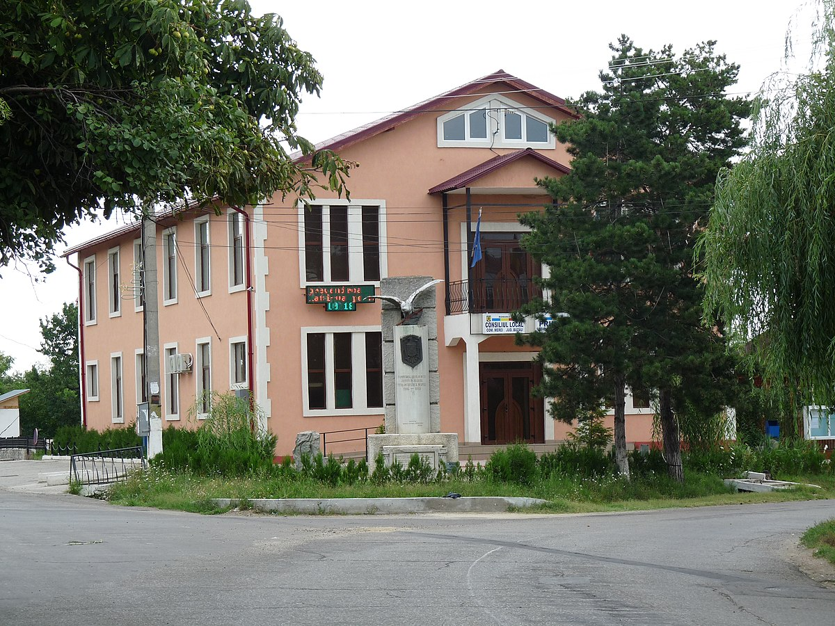 Comuna Merei Buzău Wikipedia
