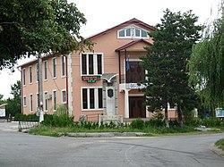 RO BZ Merei town hall.jpg