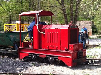 Ransomes & Rapier - Image: RR80 Amberley
