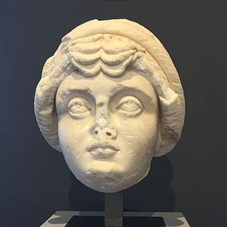 Eutropia Augusta of the Western Roman Empire