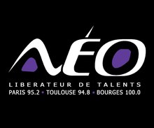 Description de l'image  Radio Néo logo Paris Toulouse Bourges.pdf.