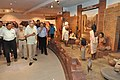 Raghvendra Singh Visits Science And Technology Heritage Of India Gallery With NCSM And VMH Dignitaries - Science City - Kolkata 2018-07-20 2571.JPG
