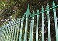 Railings Parish church Saint Helier Jersey.jpg