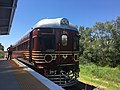 Railmotor 726-661 stands at Byron Beach Platform, Byron Bay. 3-11-17.jpg