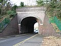 Railway bridge, Forlease Road, Maidenhead - geograph.org.uk - 99252.jpg